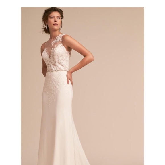 Bhldn Dresses Never Worn Wedding Dress Poshmark